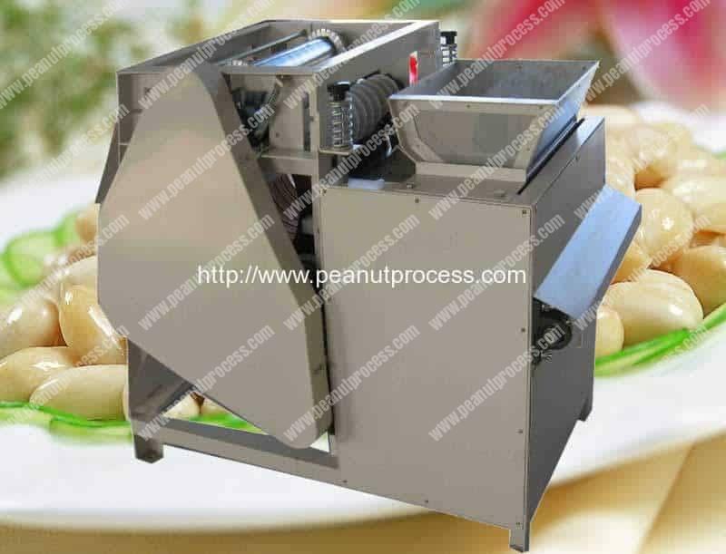 Automatic Wet Type Peanut Peeling Machine for Sale