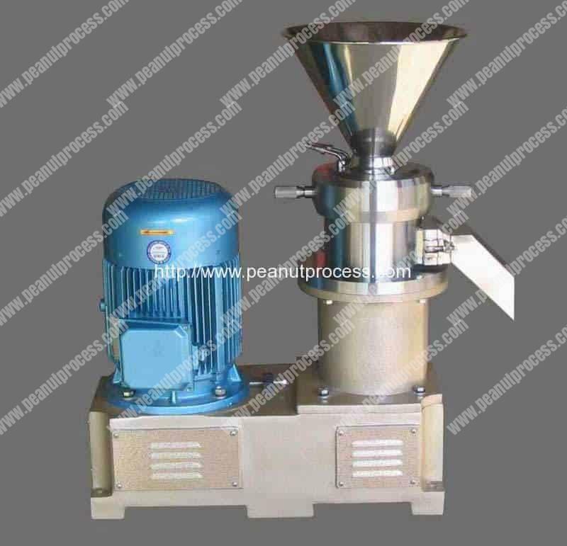 Carbon Steel Shell Peanut Butter Grinder Machine for Sale
