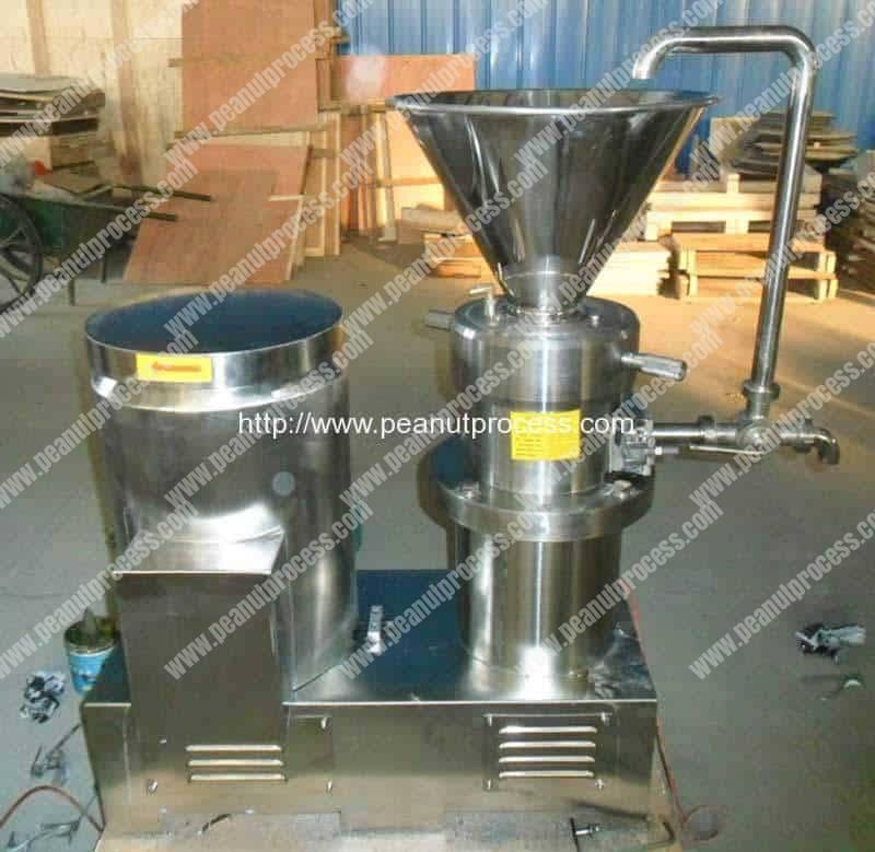 Full-Stainless-Steel-Peanut-Butter-Grinder-Machine