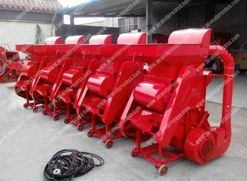 Small Peanut Shelling Machine for Sale