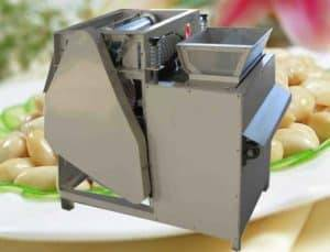 Automatic Wet Type Peanut Peeling Machine for Sale