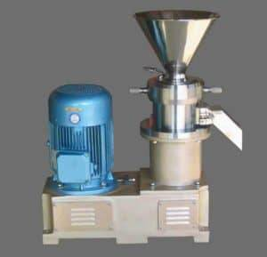 Carbon Steel Shell Peanut Butter Grinder Machine for Sale