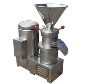 Full Stainless Steel Peanut Butter Grinder Machine for Sale