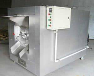 Industry Type Stainless Steel Peanut Roasting Machine