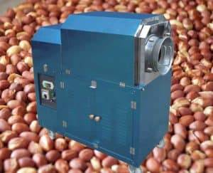 Small Electric Heating Peanut Roasting Machine for Sale