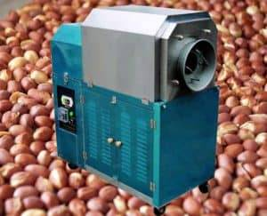 Small-Electromagnetic-Heating-Peanut-Roasting-Machine