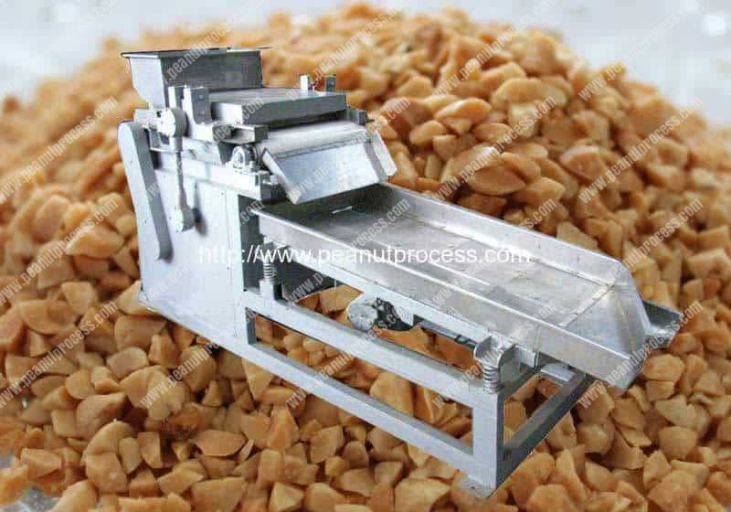 Automatic Peanut Cutting Machine for Sale