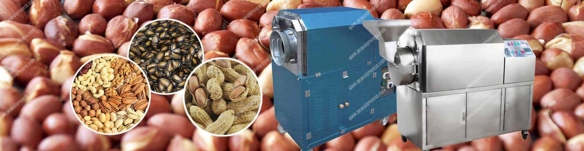 peanut-roasting-machine