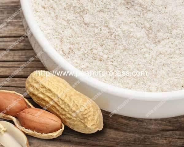 Peanut-Flour