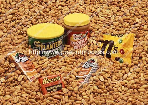Peanut-Processing-Products-Introduction