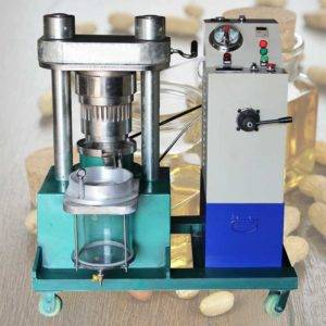 Full Automatic Hydraulic Peanut Oil Pressing Machine