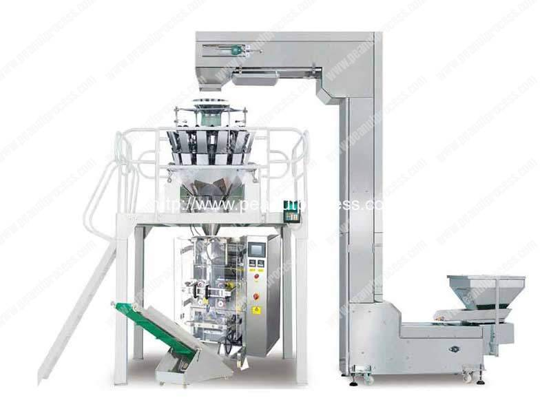 Full-Automatic-Peanut-Bag-Packing-Plant-For-Sale