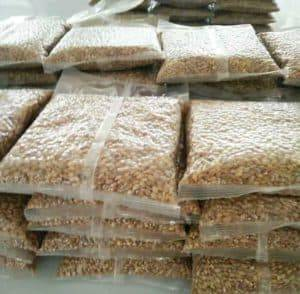 Full-Automatic-Peanut-Kernal-Bag-Packing-Plant-with-Vacuum-Packing-Function