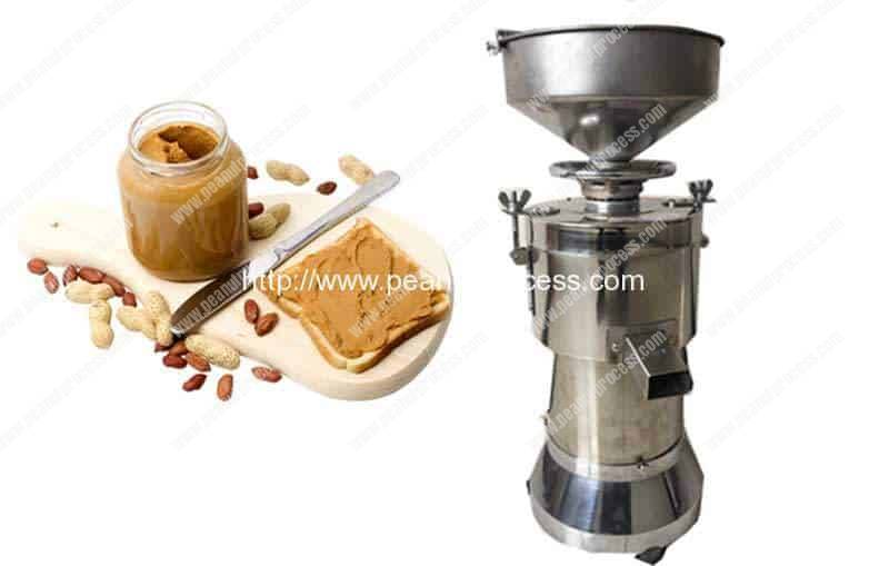 Domestic Type Peanut Butter Grinder Machine