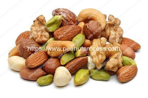 Certain Nuts May Help Ward Off Return Of Colon Cancer Study Peanut Processing Machine Manufacture And Supplier