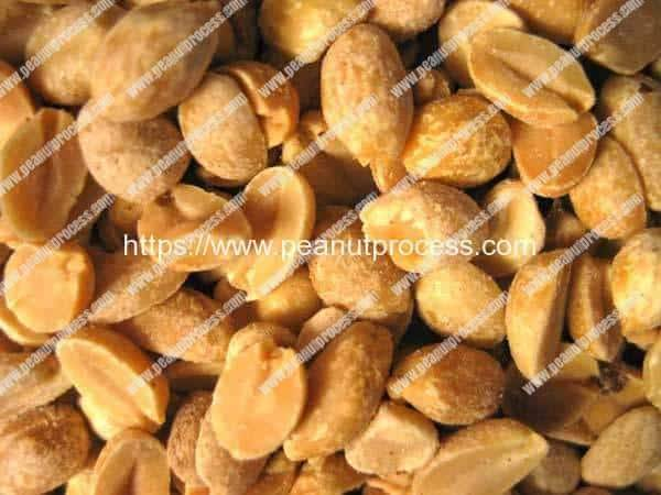 HANDFUL OF PEANUTS A DAY 'CUTS RISK OF EARLY DEATH'