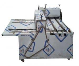 L-Shape Peanut Candy Cutting Machine