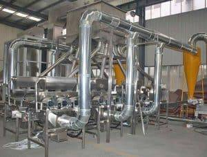 Automatic-Blanched-Whole-Peanut-Production-Line