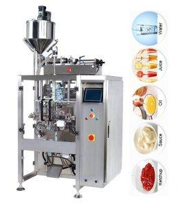 Automatic Peanut Butter Sachet Bag Packing Machine