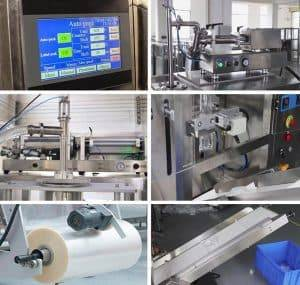 Automatic-Peanut-Butter-Sachet-Bag-Packing-Machine-Parts