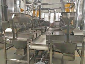Automatic-Peeled-Peanut-Production-Line