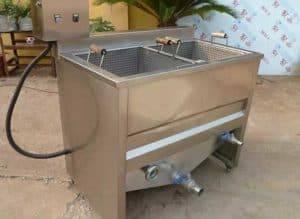 Manual-Type-Fryer-Machine