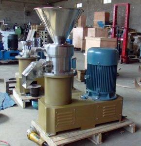 Carbon-Steel-Shell-Peanut-Butter-Grinder-Machine-for-Sale