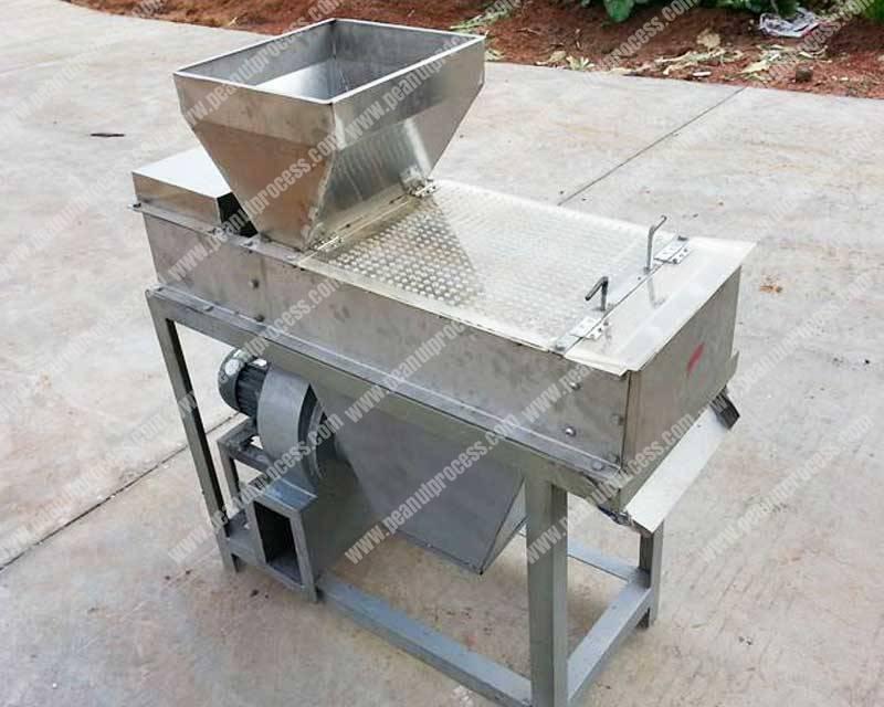 Dry-Type-Peanut-Peeling-Machine