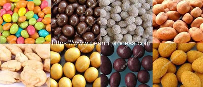 Automatic-Coated-Peanut-Production-Line-Product