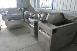 Automatic-Discharging-Peanut-Frying-Machine