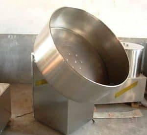Automatic-Peanut-Flour-Coating-Machine-Manfuacture