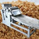 Máquina automática de corte de maní en venta