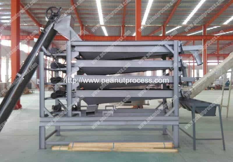 Automatic-Peanut-Size-Grading-Machine