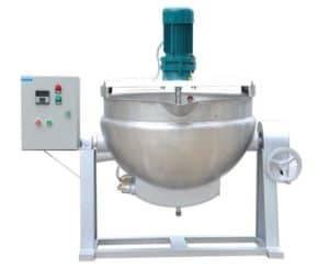 Sugar-Boiling-Pot-Machine