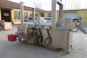 Full-Automatic-Peanut-Oil-Frying-Machine
