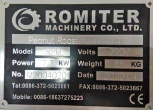 Peanut-Roaster-Machine-for-Africa-Customer