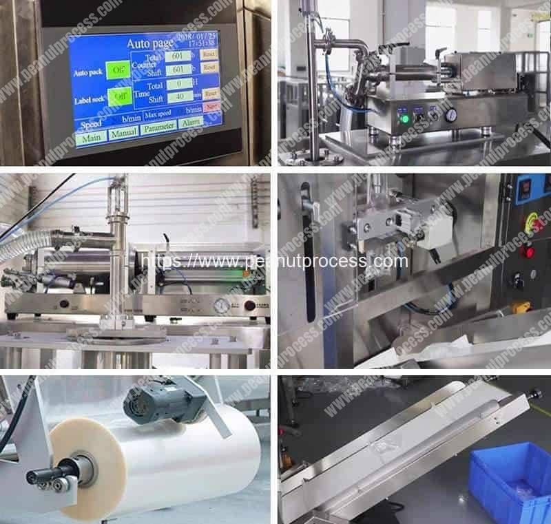 Automatic-Peanut-Butter-Sachet-Bag-Packing-Machine-Parts