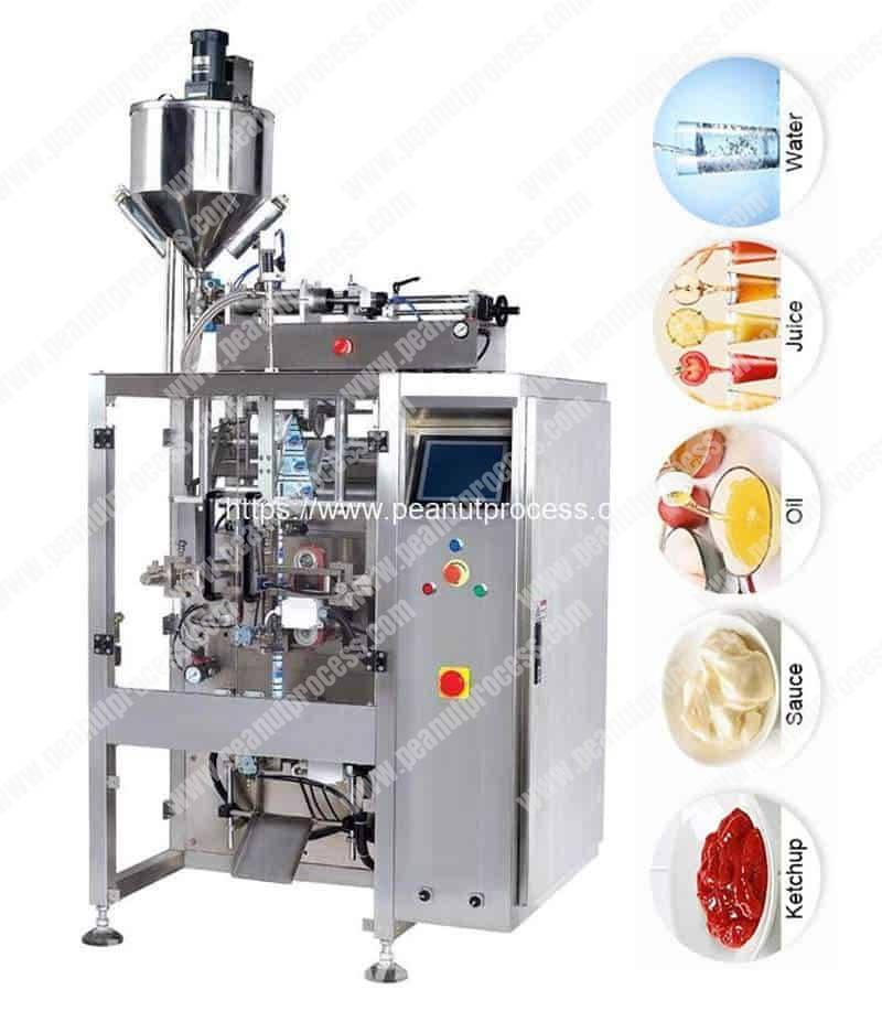 Automatic-Peanut-Butter-Sachet-Bag-Packing-Machine