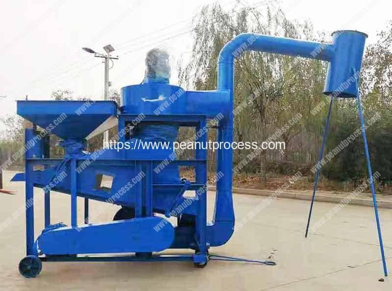Automatic-Peanut-Stone-Cleaning-Machine