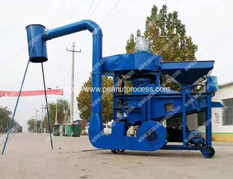 Automatic-Peanut-Stone-Separator-Machine
