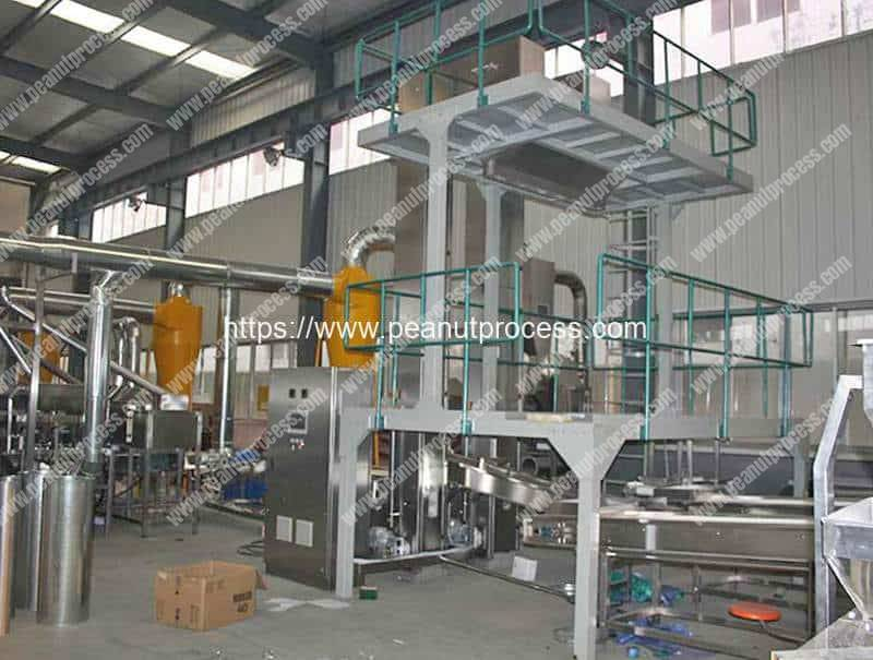 Automatic-Whole-Peeled-Peanut-Kernal-Production-Line