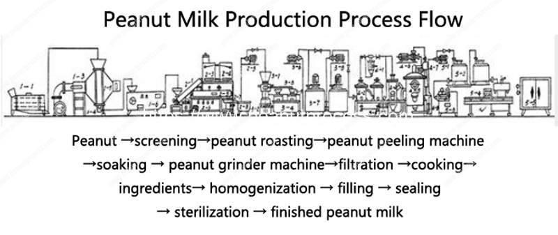 How-to-Make-Peanut-Milk