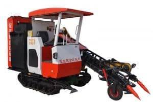 Different Type Peanut Harvester Machine Introduction