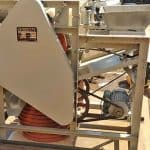 Wet Type Peanut Peeling Machine for Ivory Coast Customer