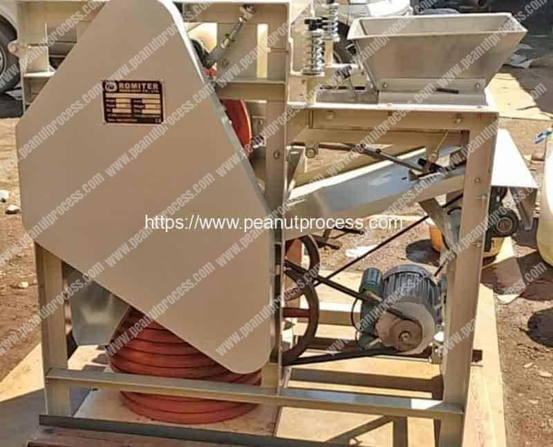 Wet-Type-Peanut-Peeling-Machine-for-Ivory-Coast-Customer